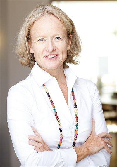 Alexandra von Rohr, Leiterin des Sprachinstituts TREFFPUNKT Online