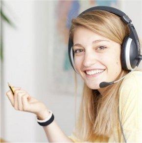 Einzelunterricht im allgemeinsprachlichen Programm Englisch Online
