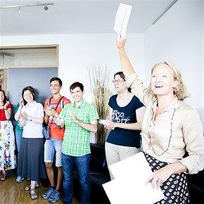 Erfolg beim Blended Learning Englisch