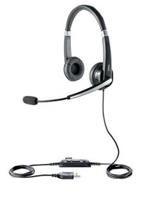 headset Jabra UC Voice 550 DUO
