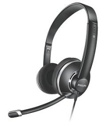 Philips SHM7410U PC Headset schwarz