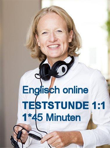 Englisch Online Einzelunterricht Teststunde